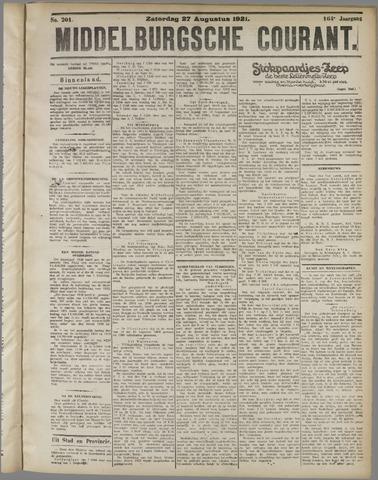 Middelburgsche Courant 1921-08-27