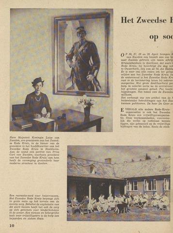 Watersnood documentatie 1953 - tijdschriften 1955-03-31