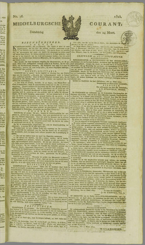 Middelburgsche Courant 1825-03-24
