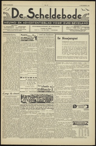 Scheldebode 1964-12-04