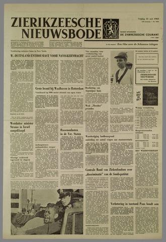 Zierikzeesche Nieuwsbode 1963-05-31