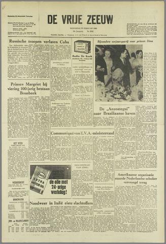 de Vrije Zeeuw 1963-02-20