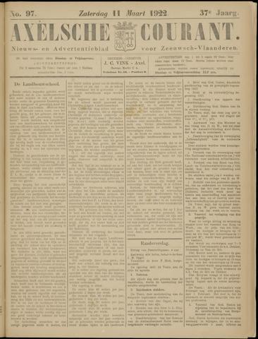 Axelsche Courant 1922-03-11