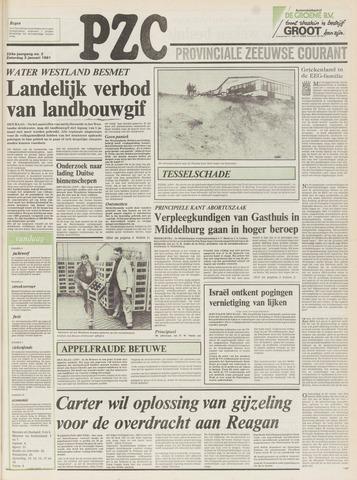 Provinciale Zeeuwse Courant 1981-01-03