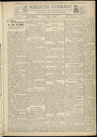 Axelsche Courant 1946-11-13