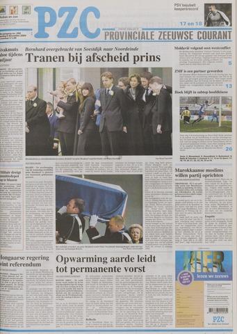 Provinciale Zeeuwse Courant 2004-12-06