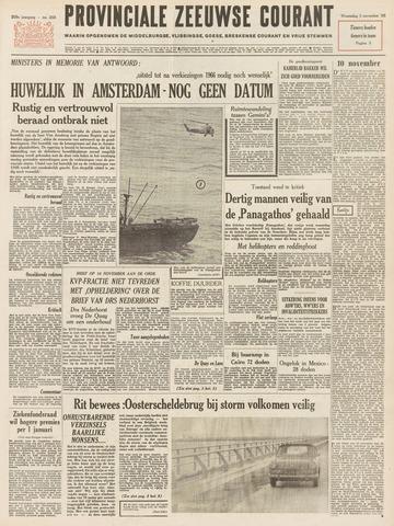 Provinciale Zeeuwse Courant 1965-11-03