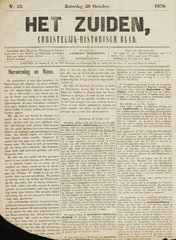 Het Zuiden, Christelijk-historisch blad 1876-10-28