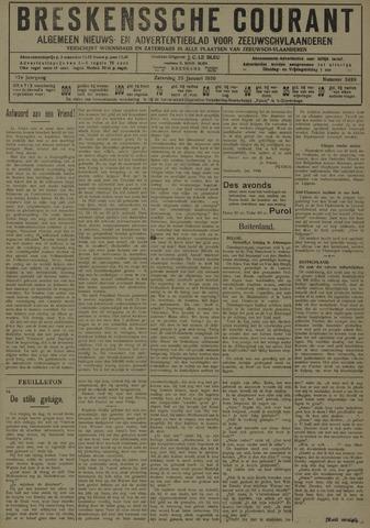 Breskensche Courant 1930-01-25