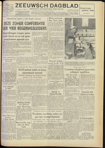Zeeuwsch Dagblad 1955-05-10