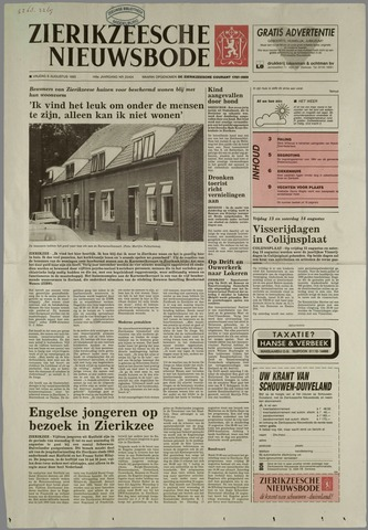 Zierikzeesche Nieuwsbode 1993-08-06