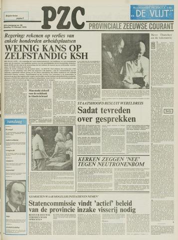 Provinciale Zeeuwse Courant 1978-02-14