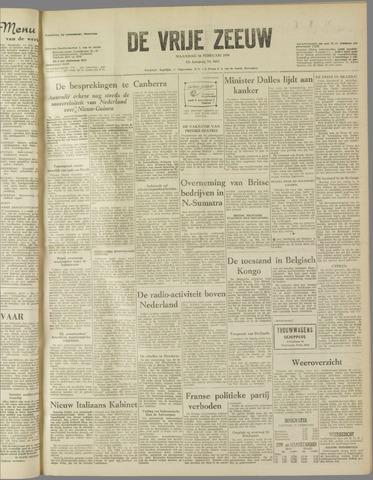 de Vrije Zeeuw 1959-02-16