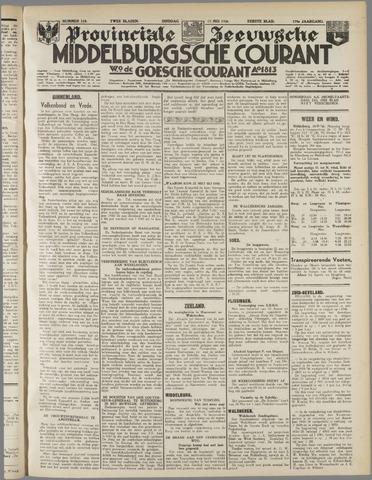 Middelburgsche Courant 1936-05-19