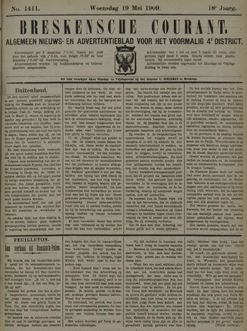 Breskensche Courant 1909-05-19