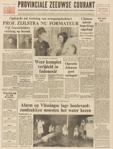 Provinciale Zeeuwse Courant 1966-11-17
