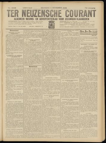 Ter Neuzensche Courant. Algemeen Nieuws- en Advertentieblad voor Zeeuwsch-Vlaanderen / Neuzensche Courant ... (idem) / (Algemeen) nieuws en advertentieblad voor Zeeuwsch-Vlaanderen 1938-12-05