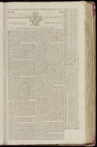 Middelburgsche Courant 1795-03-26