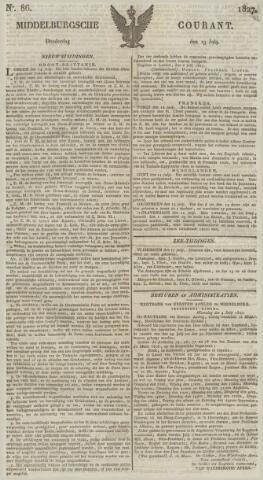 Middelburgsche Courant 1827-07-19