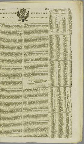 Middelburgsche Courant 1805-12-07