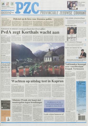 Provinciale Zeeuwse Courant 2000-11-14