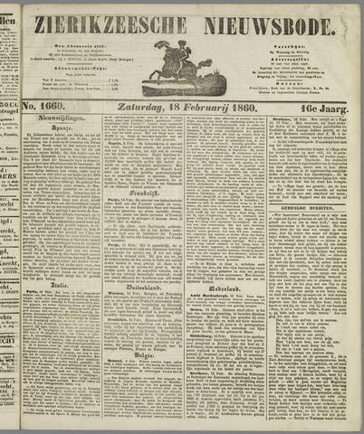 Zierikzeesche Nieuwsbode 1860-02-18