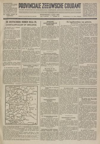 Provinciale Zeeuwse Courant 1941-07-02