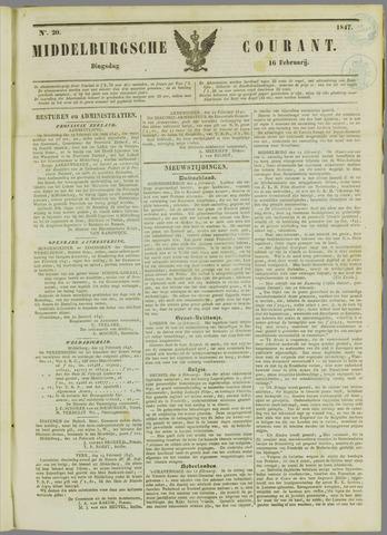 Middelburgsche Courant 1847-02-16