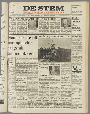 de Stem 1971-09-08