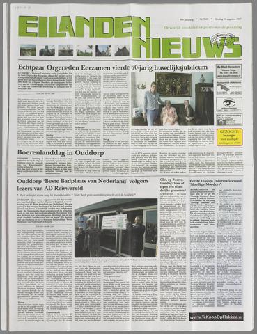 Eilanden-nieuws. Christelijk streekblad op gereformeerde grondslag 2007-08-28