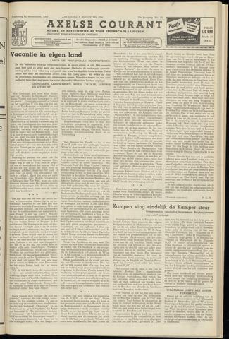 Axelsche Courant 1956-08-04