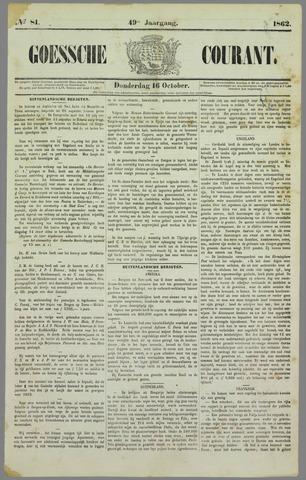 Goessche Courant 1862-10-16