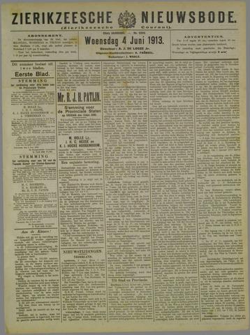 Zierikzeesche Nieuwsbode 1913-06-04