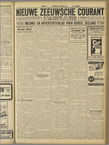 Nieuwe Zeeuwsche Courant 1928-10-27