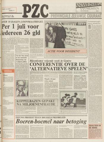 Provinciale Zeeuwse Courant 1980-03-14