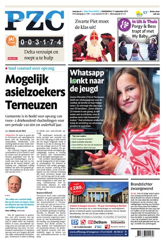 Provinciale Zeeuwse Courant 2015-09-17