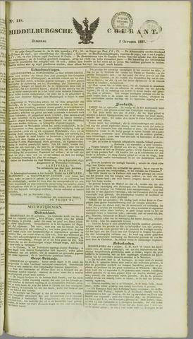 Middelburgsche Courant 1837-10-03