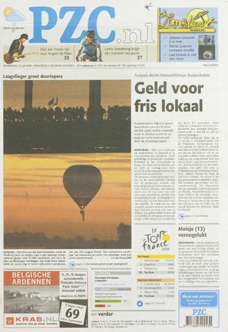 Provinciale Zeeuwse Courant 2009-07-22