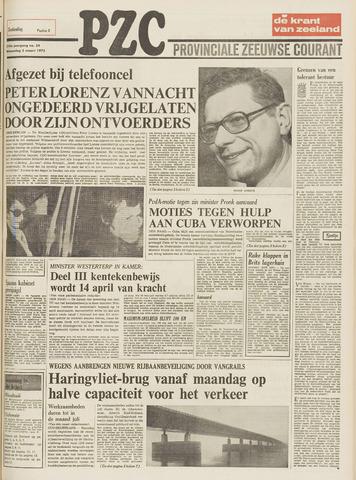 Provinciale Zeeuwse Courant 1975-03-05