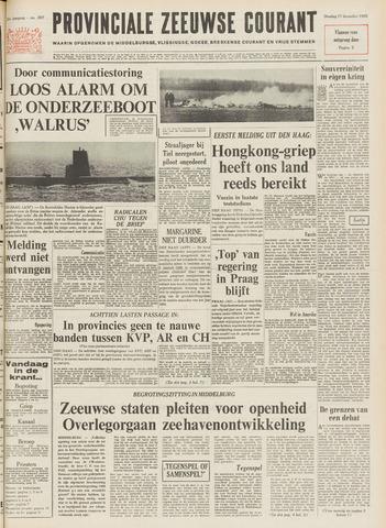 Provinciale Zeeuwse Courant 1968-12-17