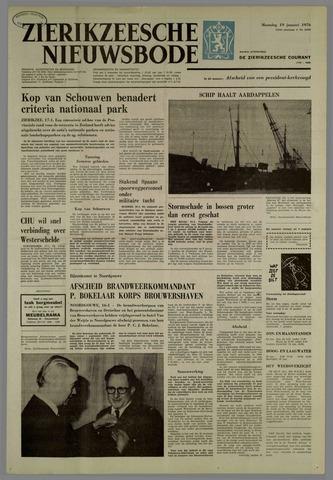 Zierikzeesche Nieuwsbode 1976-01-19