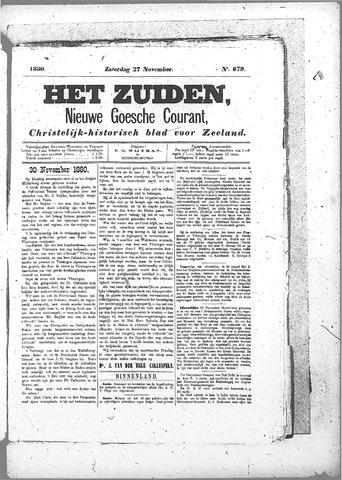 Nieuwe Goessche Courant 1880-11-27