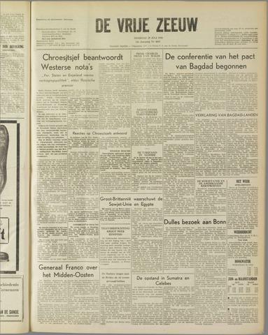 de Vrije Zeeuw 1958-07-29