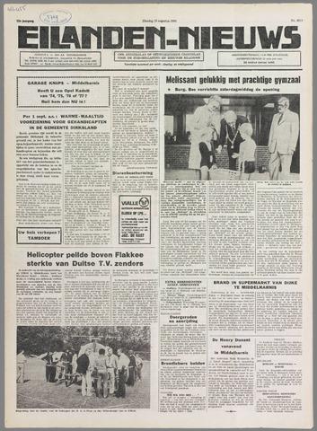 Eilanden-nieuws. Christelijk streekblad op gereformeerde grondslag 1980-08-19