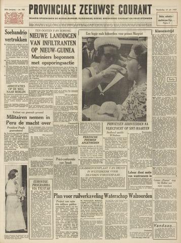 Provinciale Zeeuwse Courant 1962-07-19