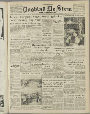 de Stem 1956-11-14