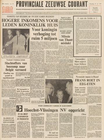 Provinciale Zeeuwse Courant 1966-07-27