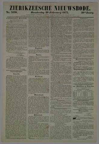 Zierikzeesche Nieuwsbode 1873-02-20