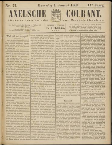 Axelsche Courant 1902-01-01