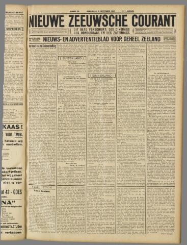 Nieuwe Zeeuwsche Courant 1932-09-15